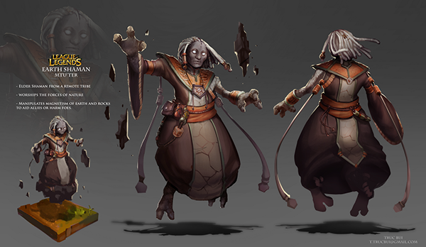 Character Design League Of Legends : League of legends character designs on behance