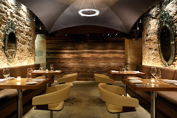 Amalia Restaurant/ Club in NYC. This architectural lighting design project was designed and implemented by myself and fellow designer Alison Pike ... & Amalia Restaurant (Focus Lighting) on RISD Portfolios