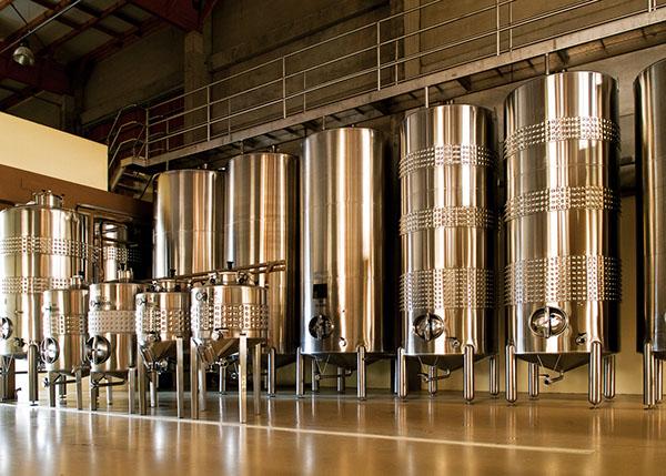industria vinho espumante vinícola