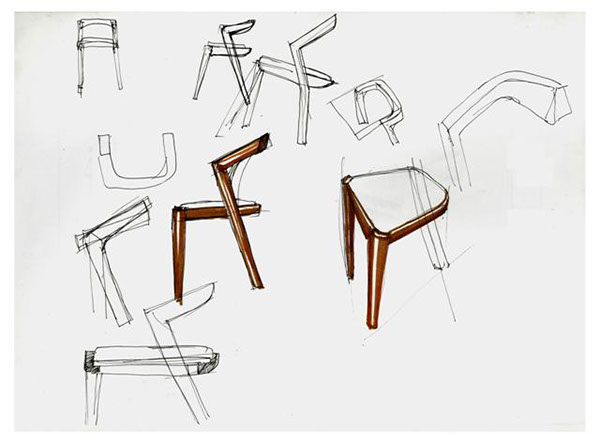Chair Design Drawings Yacht Chair on Behance