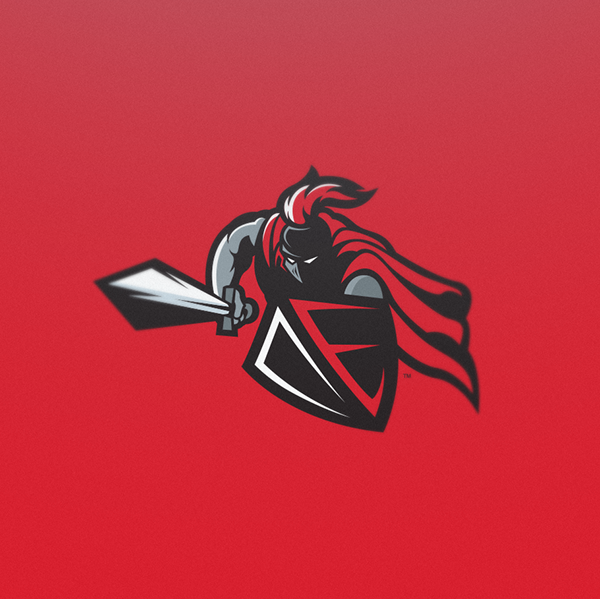 mascot logo was created for an eSports team called u0026quot;Defiant eSports ...