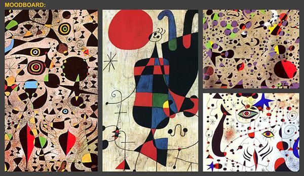 raiffeisen Picasso dali miro tapies Exhibition  four cats spanish art