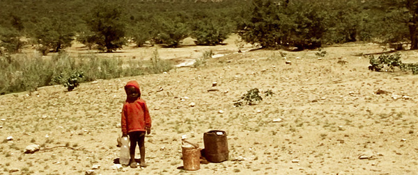 Tino Schwanemann Stefanie Paul einscommanull Africa Light Gray Zone Namibia kurzfilm short film Human rights