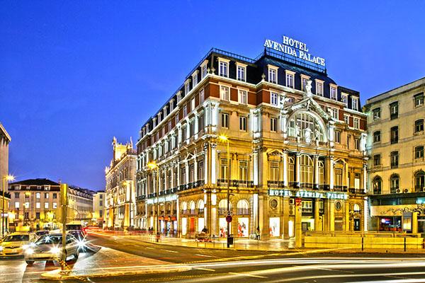 avenida palace hotel on behance. Black Bedroom Furniture Sets. Home Design Ideas