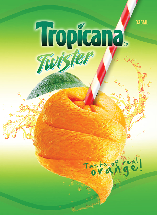 tropicana bottle