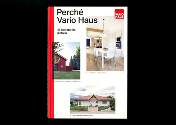 Vario Haus vario haus catalogue on behance