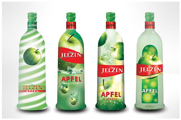 Jelzin vodka