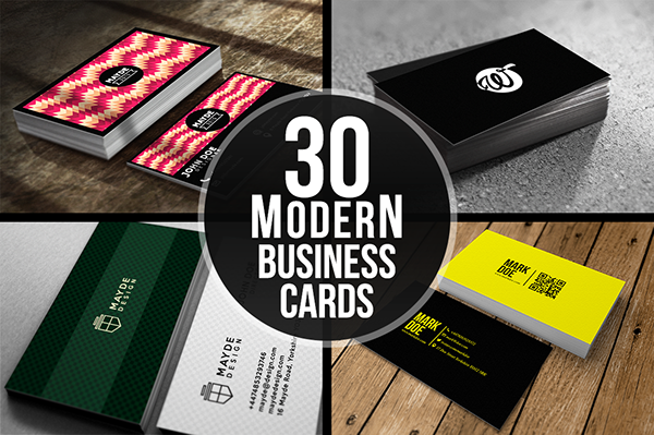 30 modern business cards for sale on pantone canvas gallery 30 modern business cards for sale reheart Gallery