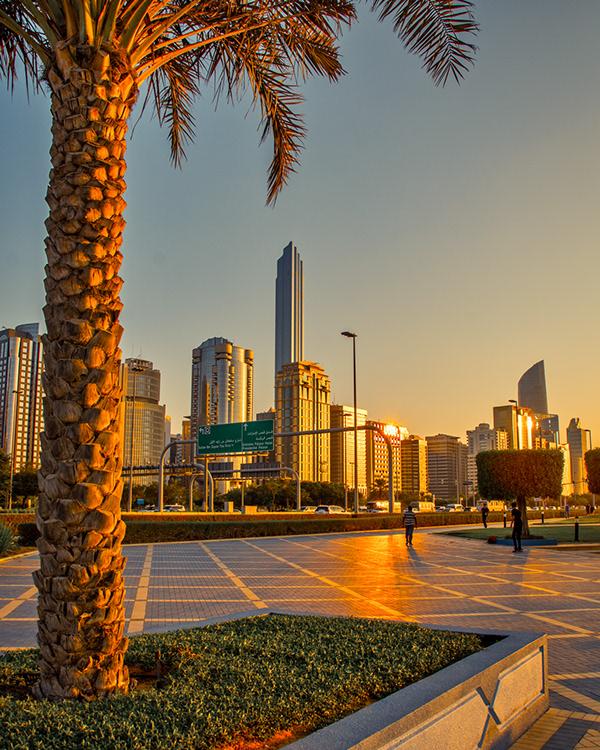 Abu Dhabi Partie 01