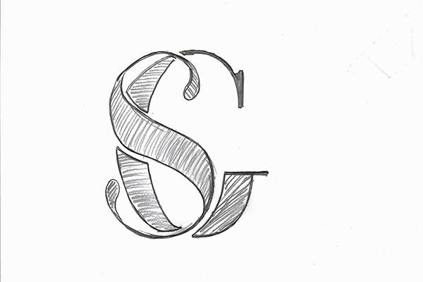 Logo Initials S/G On Behance