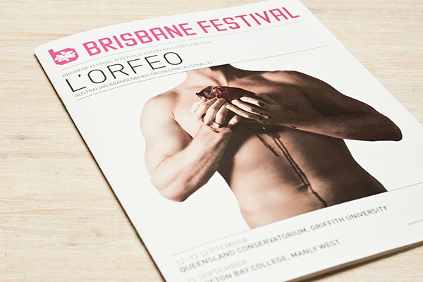 Brisbane brisbane festival L'Orfeo Australian Brandenburg Orchestra opera programme Guide