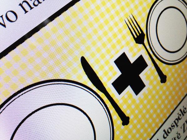 U JELÍNKŮ,trebic,poster,old style,Retro,brand,father¨s day,čermák,party,coloring book,menu