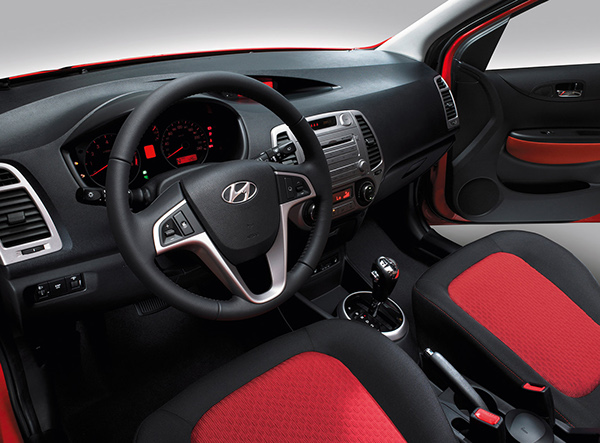 Hyundai i20 interior paris 2008 on behance for Interior hyundai i20