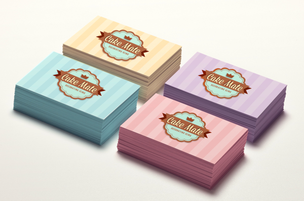 Cake Mate Decorating Icing on Pantone Canvas Gallery