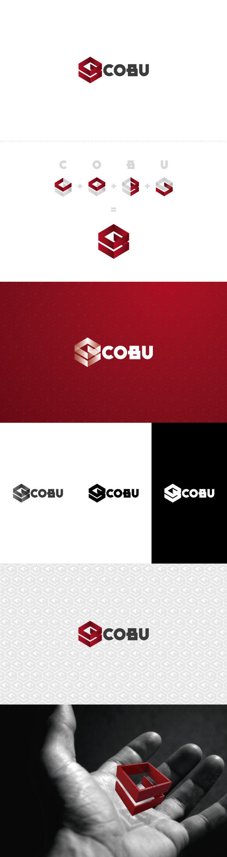 miguel colunga cobu 3D logo Logotipo aguascalientes red rojo cubo webgrafico