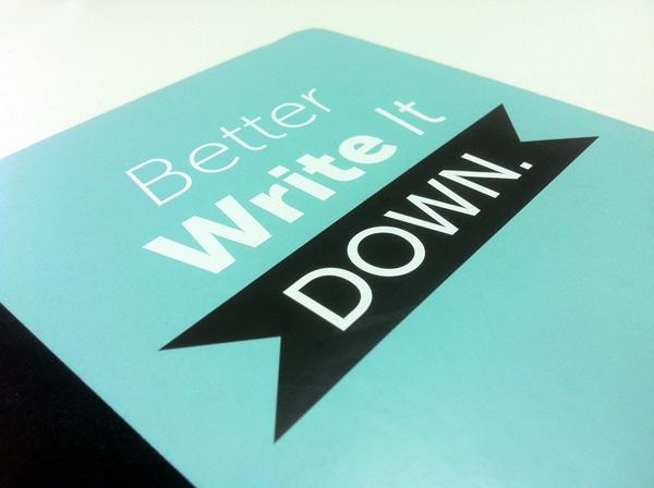高質感的23套筆記本封面設計欣賞