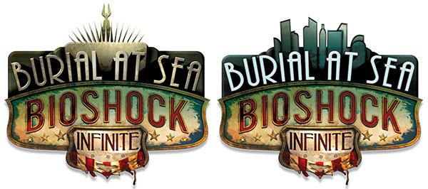 bioshock infinite burial at sea logo on behance
