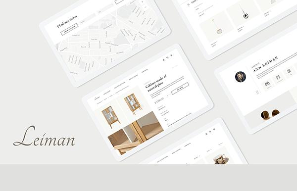 Ann Leiman website