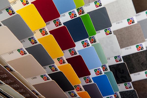 swatch binder,Binder,decors,laminate baord,decorative products,Paper Mechanics