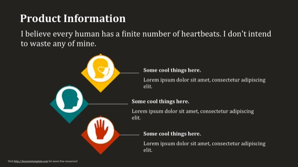 People Infographics (PowerPoint) - Free on Behance