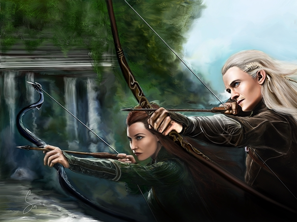 Legolas and tauriel fanfiction related keywords amp suggestions