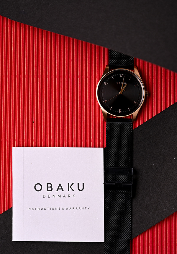 PRODUCT SHOOT I WATCHES