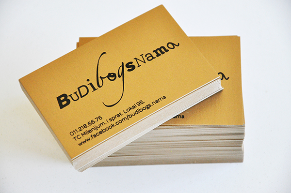 the client requested simple and inexpensive but eye catching business cards - Inexpensive Business Cards