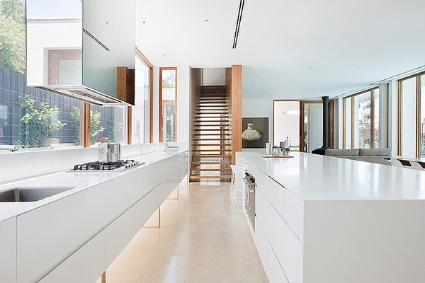 House On Wellington Street By Robert Mills Architects On Behance