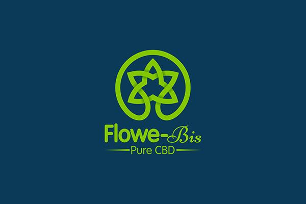 Design cbd oil medical cannabis weed marijuana logo