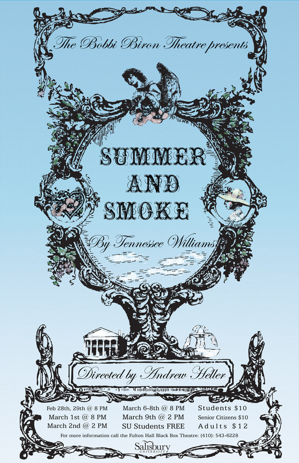 the transformation of characters in summer and smoke by tennessee williams The ending of the glass menagerie by tennessee williams does not show significant  alexie and smoke signals the lone ranger  all summer in a day science.