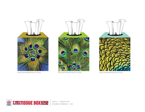 tissue box design vector 2