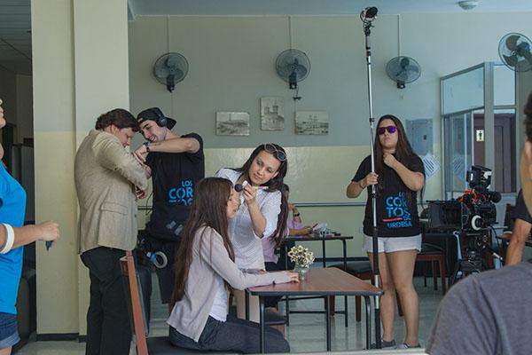 CDU guayaquil cine cortos de urdesa shortfilms Ecuador DZIGA Dziga diseño audiovisual Andrea Espinoza Kenneth Carrera omerta Omerta Producciones