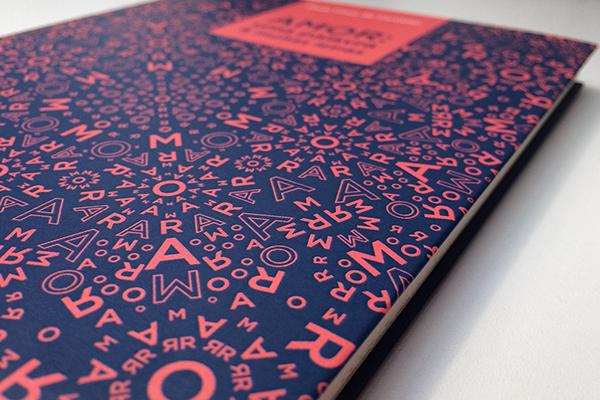 book Mandala colors Poetry  letters Livro poesia korá design