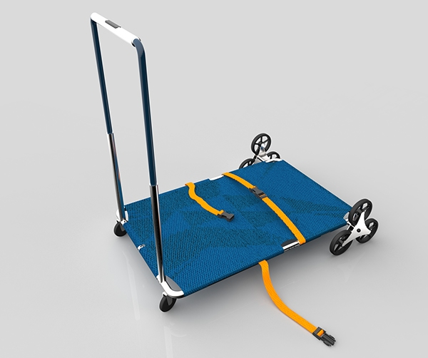 stretcher for dogs design for special needs on behance