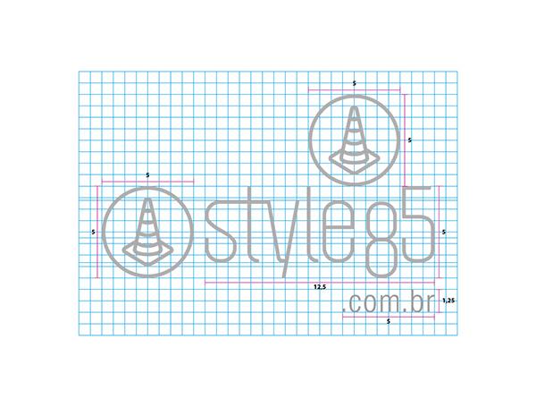 Logomarca  identidade visual  logotipo marca