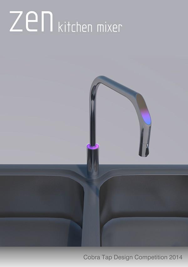 kitchen TAP cobra water mixer