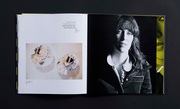 GERARD YUNKER Photographer's self promo book Stepped Book