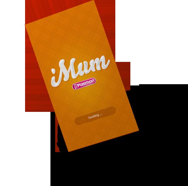 app design Interface kids Mum mamma utility ricette Plasmon