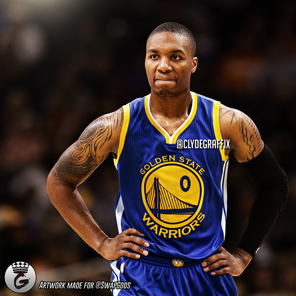 Damian Lillard: NBA Jersey Swaps #1 On Behance
