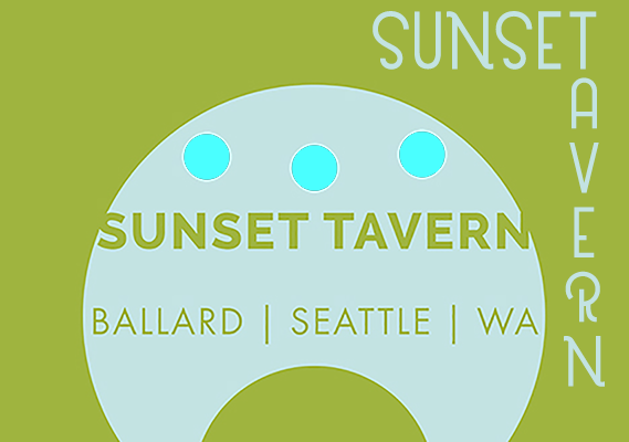 LOGOS | SUNSET TAVERN | BALLARD, WA on AIGA Member Gallery