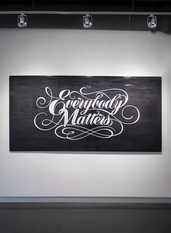 Everybody Matters by Bryan Todd