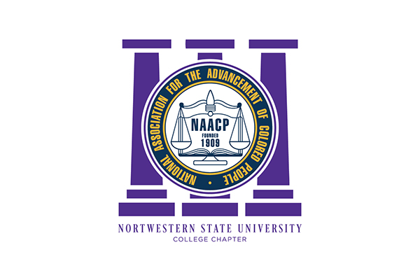 Northwestern State University NAACP Logo on Behance Naacp Logo 2013