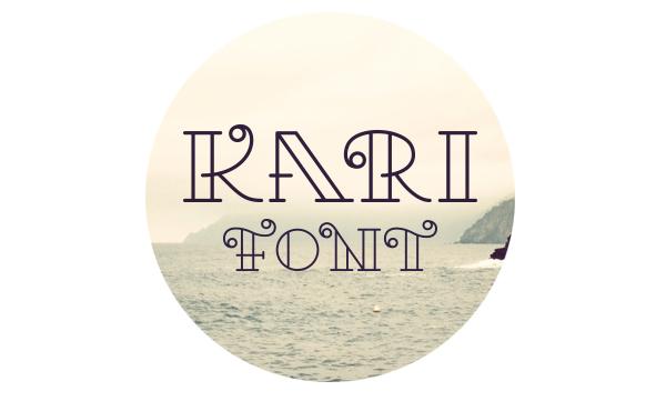 Kari Free Font Download