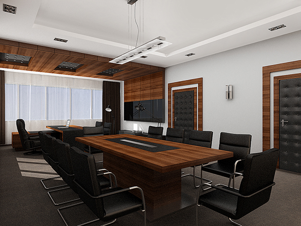 Executive Director Office amp Conference Room Complete