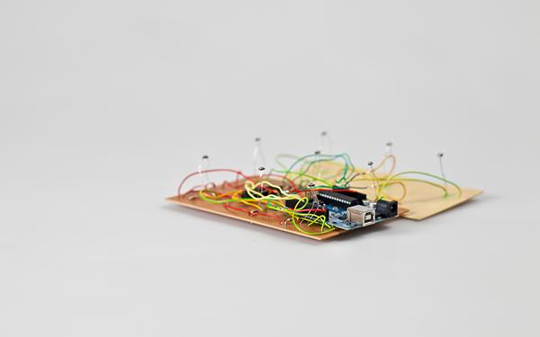 Rice synthesizer experimental Arduino ableton live MIDI controller
