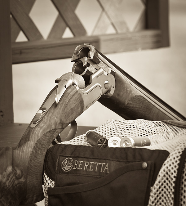 Denver Usa Shooting: Beretta's Premium Competition Shotgun The DT11. On Behance