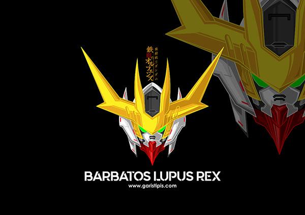 Barbatos Lupus Rex