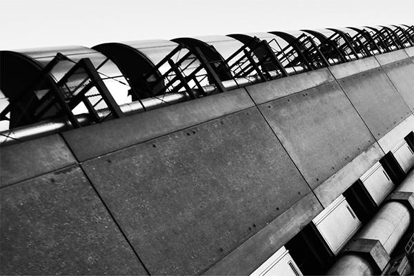 London glasgow edinburgh history of architecture end begin