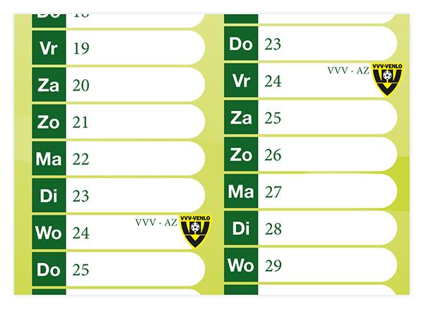 Calendar Poster Size : Year calendar poster size  on behance