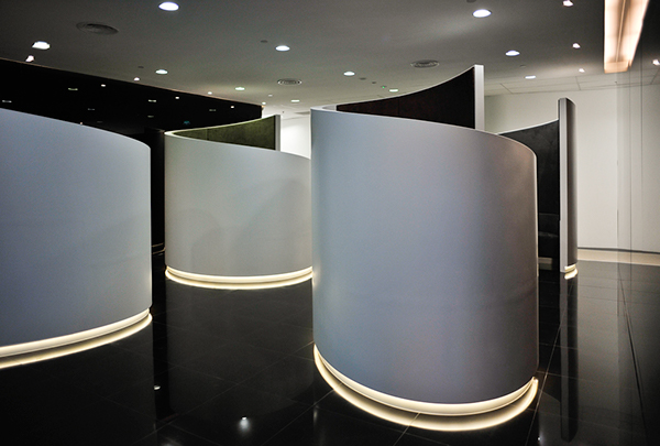 POD Pod Area Commercial Office Singapore Inbetween Architects inbetween in between space in between Architecture Jerome Charignon